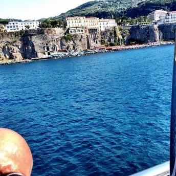 Vacanza a Sorrento per la star americana Samuel L. Jackson