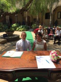 Boom matrimoni civili a Sorrento e dintorni – video –