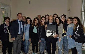 Arte moderna e tradizione a braccetto a Villa Fiorentino