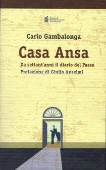 """Al Museo Correale la presentazione del libro di Gambalonga """"Casa Ansa"""""""