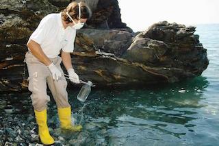 Oggi nuove analisi delle acque marine