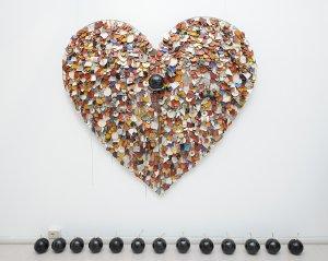 Alla Wonderwall Gallery le opere di Andrea de Carvalho