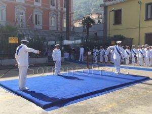 Cambio della guardia alla guida della Capitaneria di Castellammare