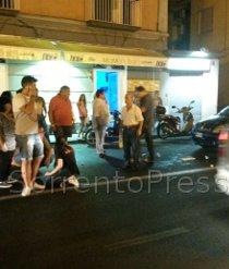 Ragazza investita mentre attraversava la strada a Sant'Agnello