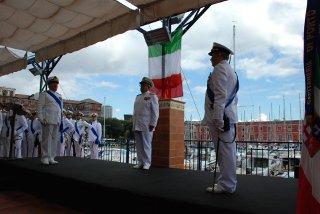 Cambio della guardia alla Direzione Marittima della Campania