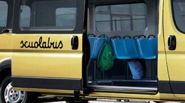 Partito il servizio scuolabus per alunni disabili e per l'asilo nido