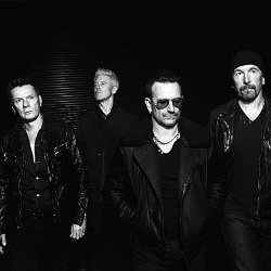 E gli U2 cantano Torna a Surriento – video –