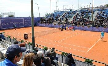 Capri Watch in campo tra tennis e prevenzione