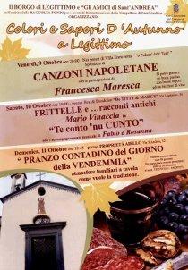 Un evento per finanziare il recupero della cappella di Sant'Andrea