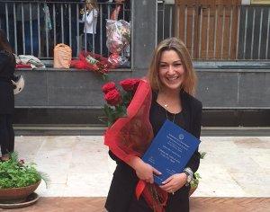 Arriva la laurea per la nostra collaboratrice Francesca Vanacore
