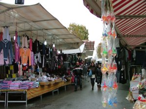 Troppo caos, a Sant'Antonino stop al mercato a Sorrento