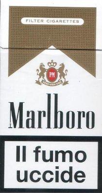 Le foto choc che appariranno sui pacchetti di sigarette