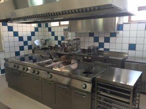Inaugurazione per la cucina professionale del San Paolo
