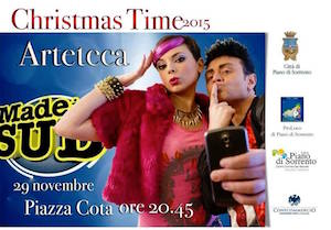 Shopping e gag al Black Friday con gli Arteteca