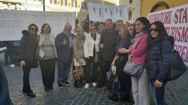 Naspi: Lavoratori stagionali e sindaci ricevuti a Montecitorio