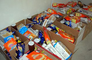 Da domani a Sorrento apre il banco alimentare