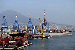 La Msc controlla il 90% del traffico merci al porto di Napoli