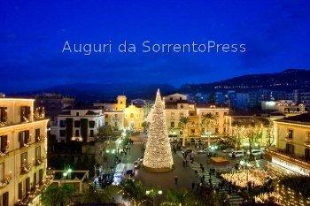Auguri di Buon Natale da SorrentoPress