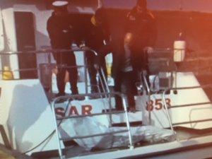 Cadavere ritrovato in mare a Capri