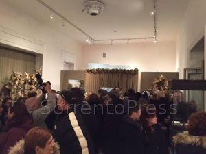 Boom di visitatori per i presepi di Villa Fiorentino