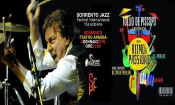 Al via Sorrento Jazz con un omaggio a Pino Daniele