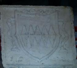 Ritrovato lo stemma della città di Sorrento