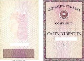 In arrivo le nuove carte d'identità con le impronte
