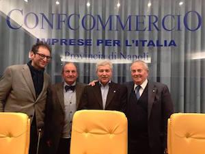 Parisi eletto presidente di Federcartolai Napoli
