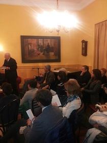Al Circolo Sorrentino incontro sulla cultura dell'accoglienza in penisola sorrentina