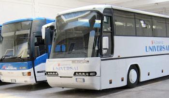 Da oggi nuove corse per la linea di bus tra la penisola e Napoli