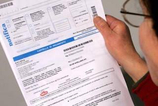 Multe non pagate per 225mila euro, arrivano le cartelle
