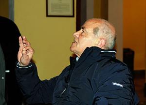 Conversazione con l'archeologo Mario Russo al Circolo Sorrentino