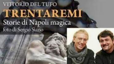 Alla Libreria Tasso si presenta l'ultimo libro di Vittorio Del Tufo