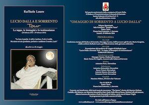 A Sorrento il tributo a Lucio Dalla