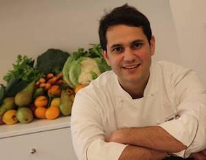 Lo chef Gennaro Amitrano ambasciatore della cucina di Capri