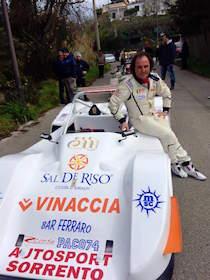 Sorrento-Sant'Agata, vince Vinaccia davanti a Esposito