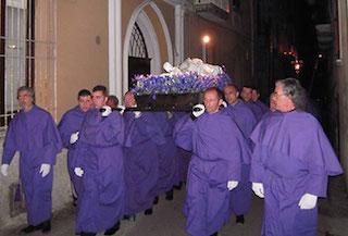 Al via i riti pasquali in costiera sorrentina, programma delle processioni