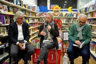 Successo per la presentazione del libro di Vittorio Del Tufo a Sorrento