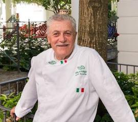 """Don Alfonso firma la copertina del calendario """"Un anno da chef"""""""