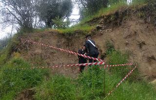 Giallo per i resti umani rinvenuti in una cavità a Sorrento