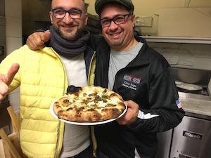 Gemellaggio tra Sorrento e Chicago nel segno della pizza