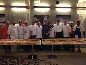 """Il centro storico di Sorrento preso d'assalto per """"La Via della Pizza"""""""