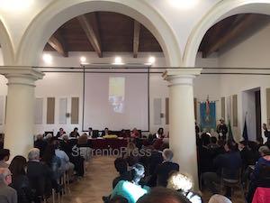 Inaugurato il Museo Aperto Antonio Asturi – foto e video –