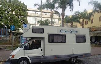 Il Camper della Salute fa tappa in piazza Angelina Lauro