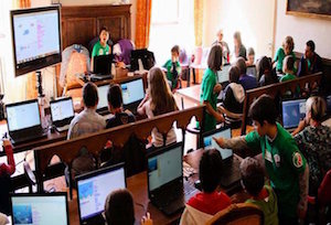 Un corso di programmazione per ragazzi
