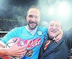A Vico Equense festa Champions per il Napoli con il magazziniere Starace