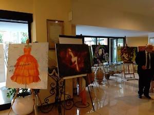 A Vico Equense quinta edizione del Meeting internazionale d'arte