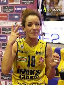 La Imoco Conegliano di Monica De Gennaro è Campione d'Italia