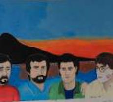 Al liceo Marone un murales per le vittime della criminalità