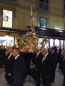 Al via a Sorrento i riti per Sant'Antonino dei Giardinieri – programma –